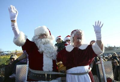 Santa returns to Cape Ann, among other holiday events