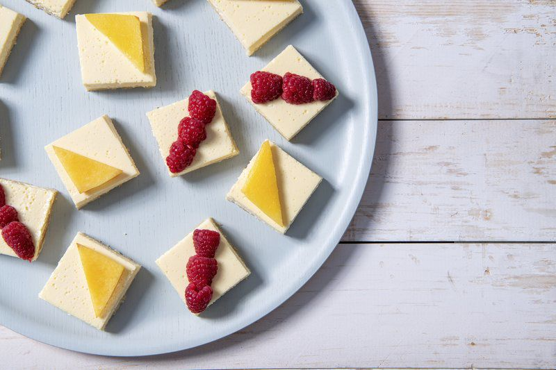 Raising the bar: Summer calls for delicious desserts that are quick and portable