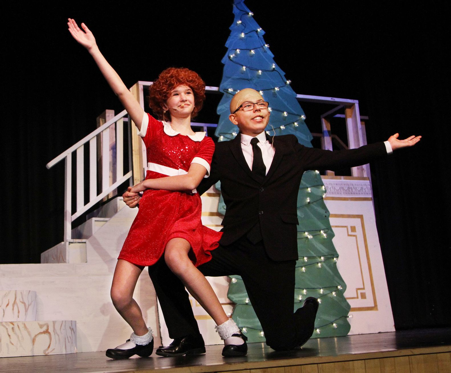 An orphan's tale: Rockport middle schoolers staging 'Annie ...
