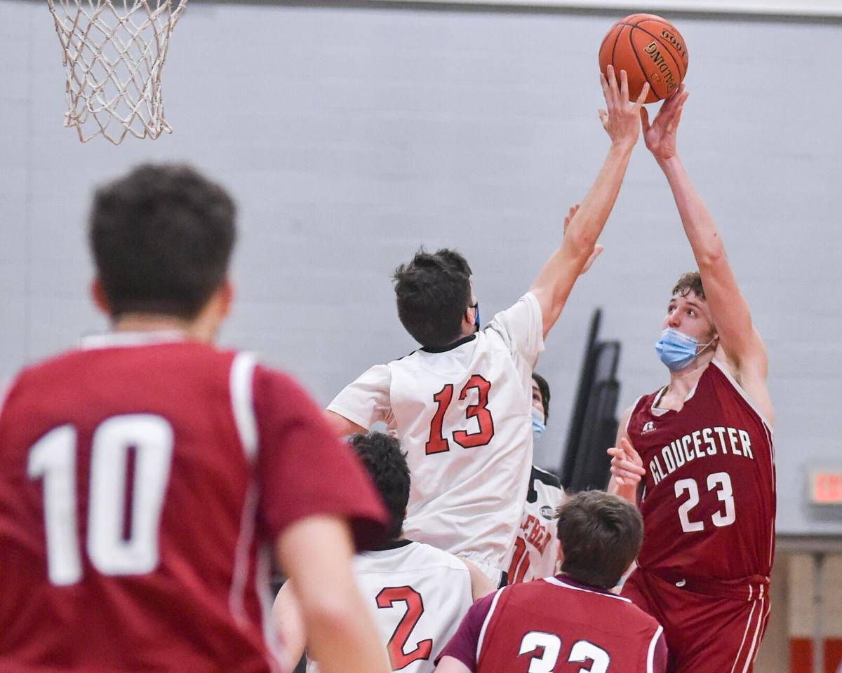 GLOUCESTER AT MARBLEHEAD BOYS BASKETBALL FOR SN AND GDT