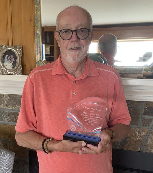 Town admin, Thacher Island prez named Rockport Rotary's People of the Year