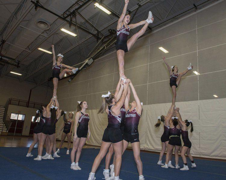 GHS Cheerleaders gear up for New England Championship