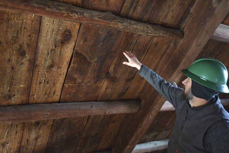 A barn saving: Museum seeks to preserve historic Essex building