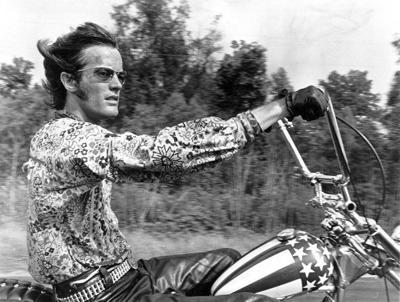 Column: 'Easy Rider,' the counterculture classic, turns 50