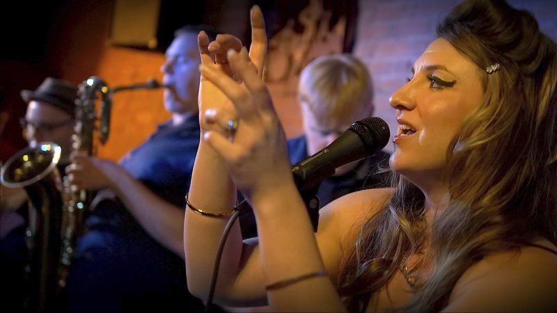 Time-traveling with Megan Wolf: Gloucester vocalist returns home with tributes to Winehouse, Cocker