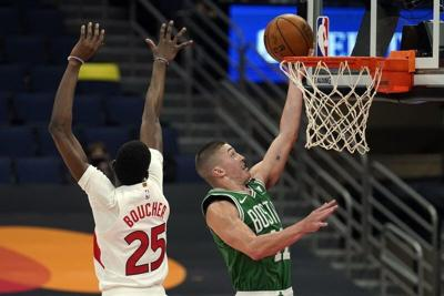 On Basketball: Is Celtics' rookie Pritchard's hot start a sign of things to come?