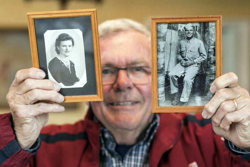 A family mystery solved: DNA tests uncover D-Day love story 75 years later