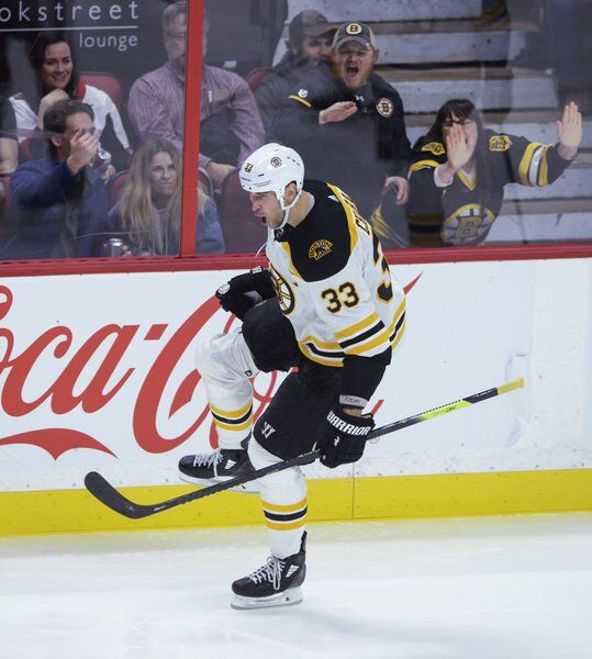 Chara's gone, and the Bruins are worse off for it