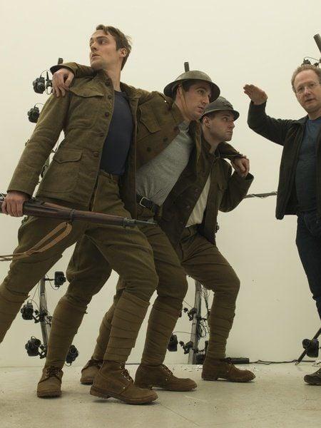 Newburyport actor will be part in World War I memorial