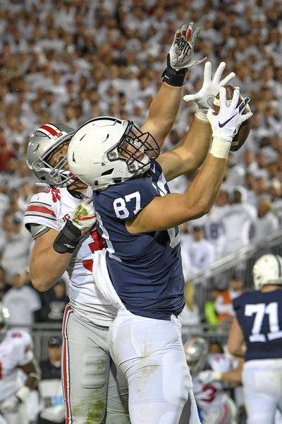 Expectations high as Freiermuth enters second season at Penn State