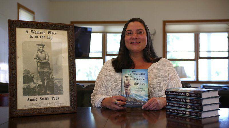 A feminist trailblazer inspires Gloucester author
