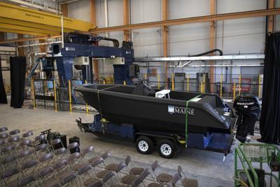 FishOn: Of Pats, picks and 3D-printed boats