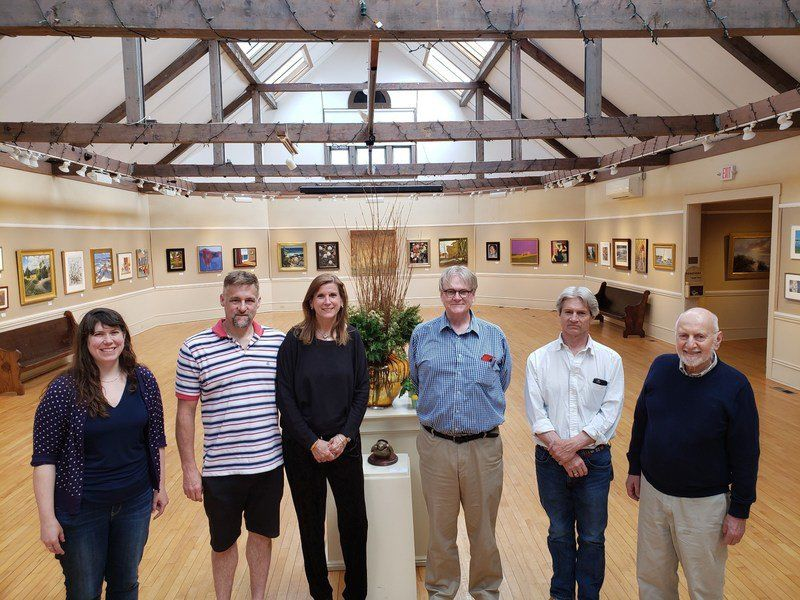 An artist's moment: Retrospective exhibit exposes talents of Winslow Wilson