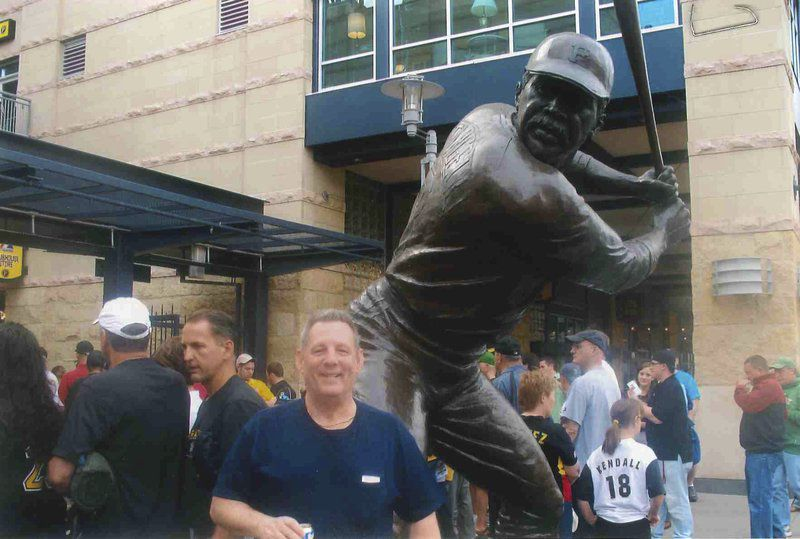 One to go: Ipswich fan has been to (almost) every major league ballpark