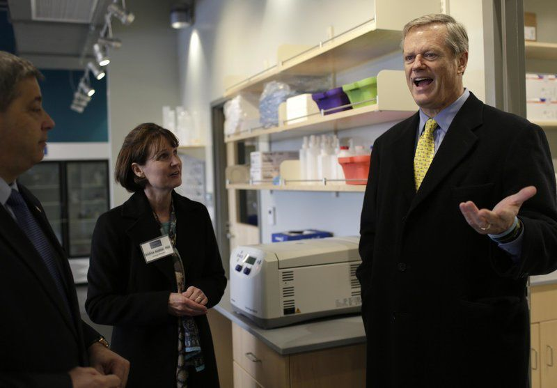 Biotech hub officially opens