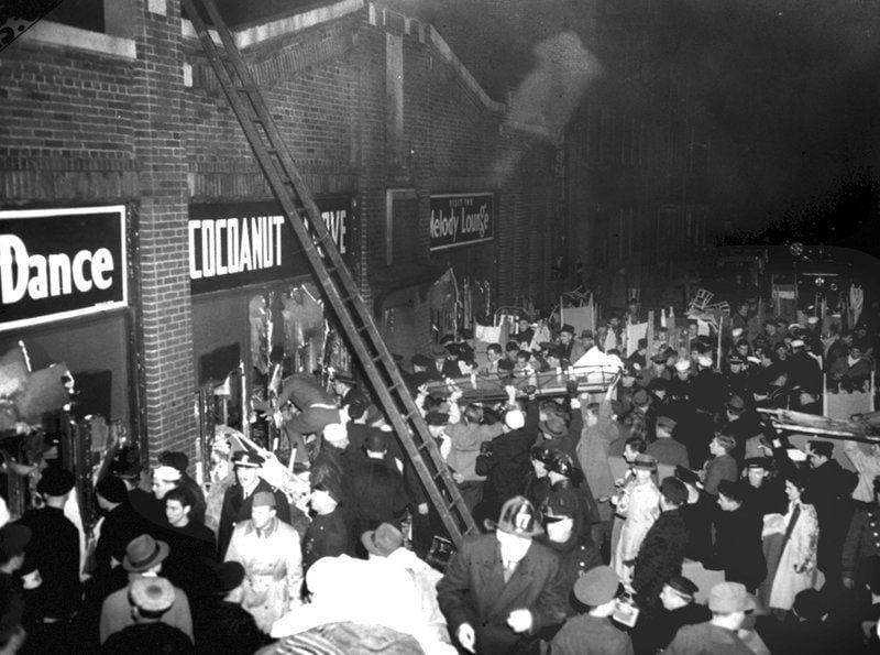 New film explores legacy of Boston's Cocoanut Grove fire