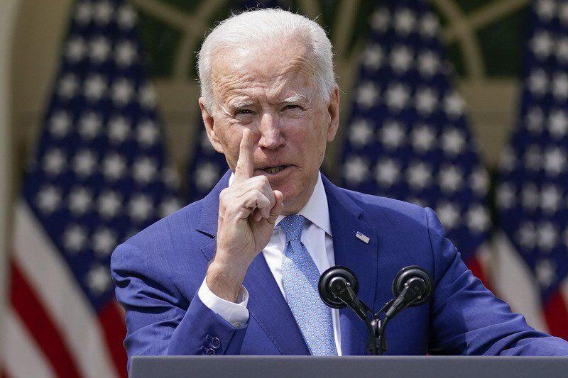 Biden tightens some gun controls, says much more needed