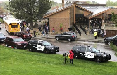 School shooting outside Denver injures at least 7