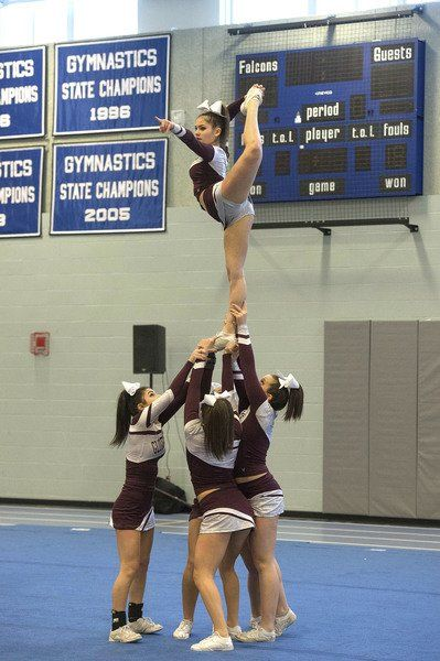 a paper on cheerleading state competition Cheerleading in competition form, funding the all-state program, providing scholarship opportunities for cheerleaders in north carolina and offering high quality training and safety education through varsity university.