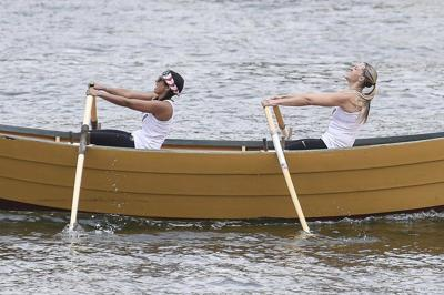 Gloucester takes three of four International Dory Races