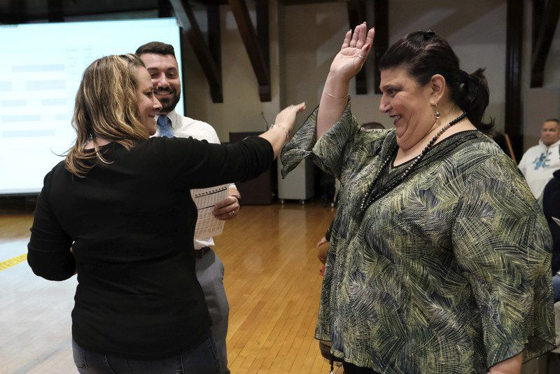 From chief to councilor for McCarthy