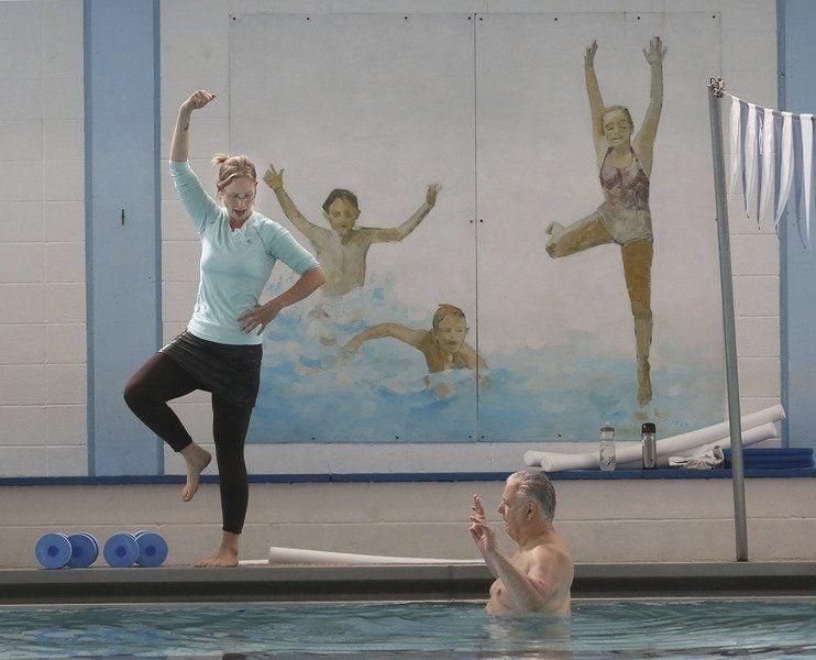 Aqua Rehab makes a splash