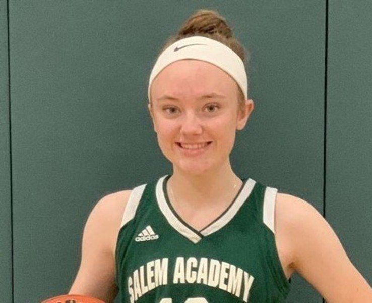 Prep's Gilligan, Salem Academy's Russell honored as Moynihan Lumber Student-Athletes of the Month