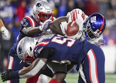 Five Thoughts: Despite historic production, Patriots defense still not getting any respect