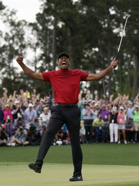 Tiger Woods makes Masters 15th and most improbable major