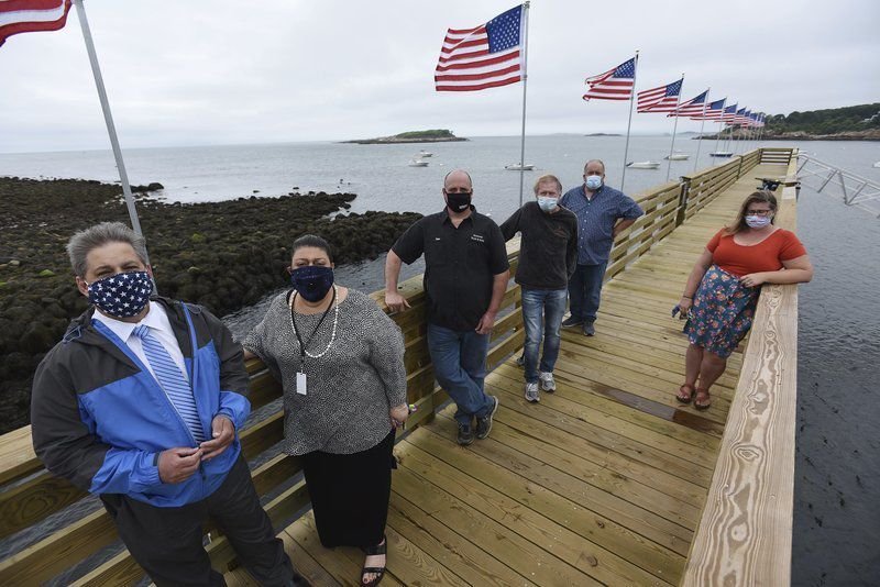 Magnolia Pier waiting for final touches before public given access