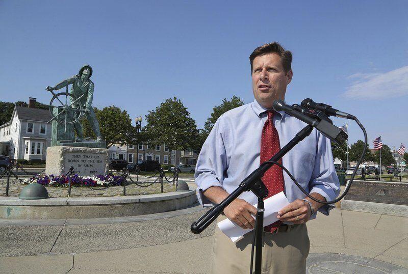 First GOP hopeful announces bid for governor