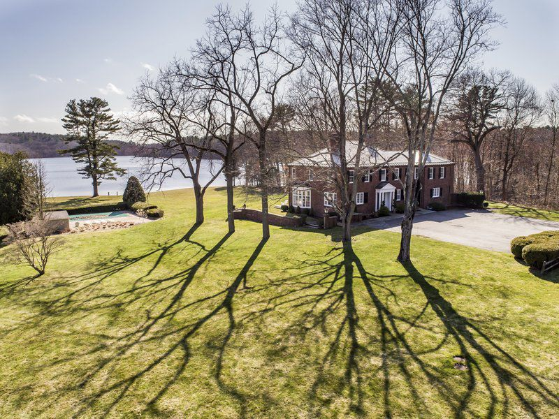 Wenham estate affords breathtaking views and coveted tranquility