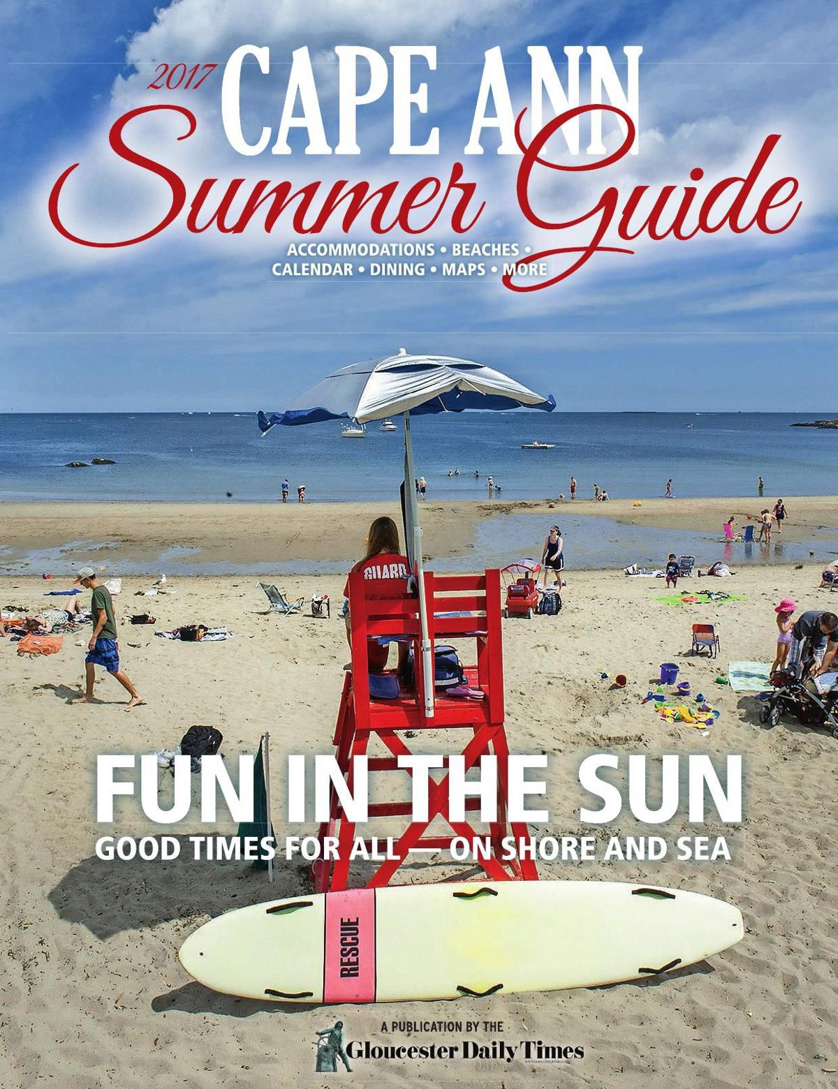Cape Ann Summer Guide — 2017