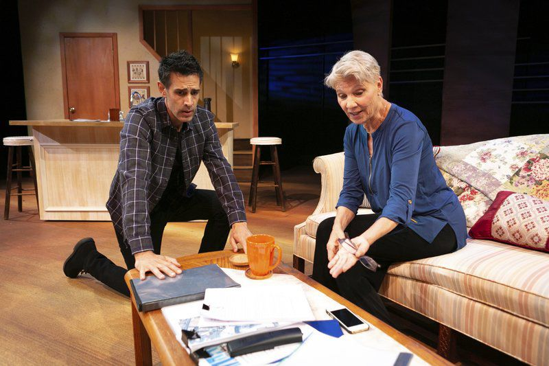 Igniting the truth: Gloucester Stage ponders what is real in 'Lifespan of a Fact'
