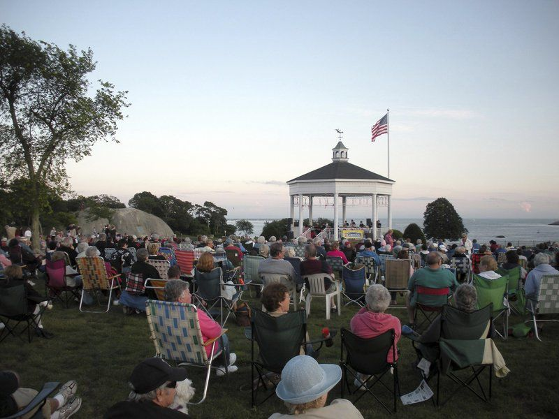 Bandstand beat: Musical medley in store for Stage Fort Park summer concert series