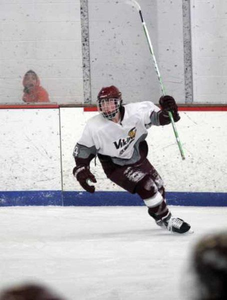 Rockport hockey All Decade Team