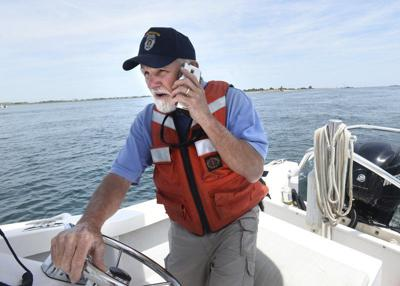 'The best job I ever had': Ray Pike reflects on years as Salisbury harbormaster