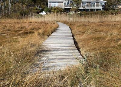 Rockport board: Private boardwalks violate state rule