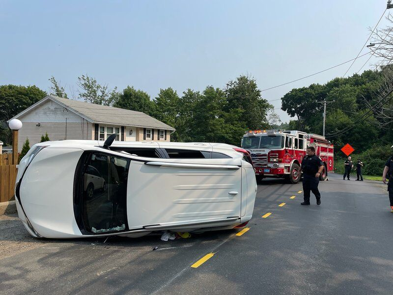 Police/Fire: Out-to-towner charged in rollover that tied up beach traffic
