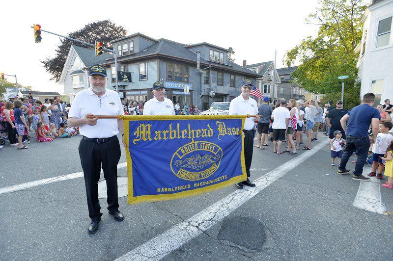 So Patriotic' -- Thousands pack Horribles Parade route