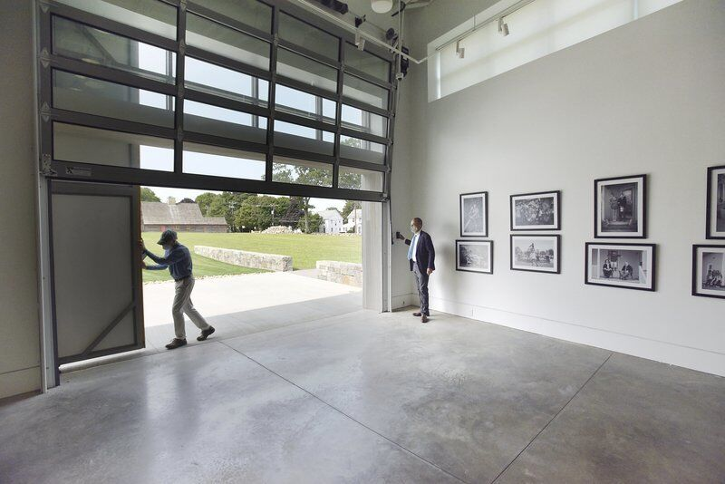 History and 21st century possibilities at Cape Ann Museum Green
