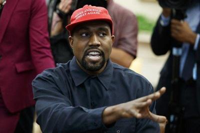 Kanye West won't appear on Massachusetts ballot