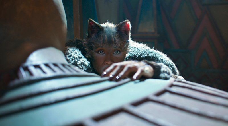 Movie review: Forget CGI, Judi Dench is the special effect in 'Cats'
