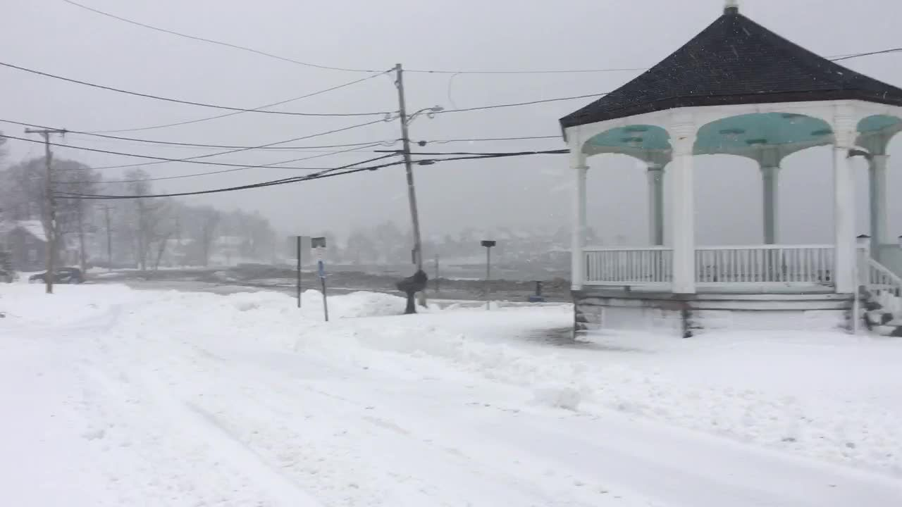 Rockport, MA: 2 p.m. Back Beach on Jan. 4, 2018 | Multimedia |  gloucestertimes.com