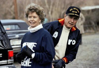 Nancy Bush Ellis, sister and aunt of presidents, dies