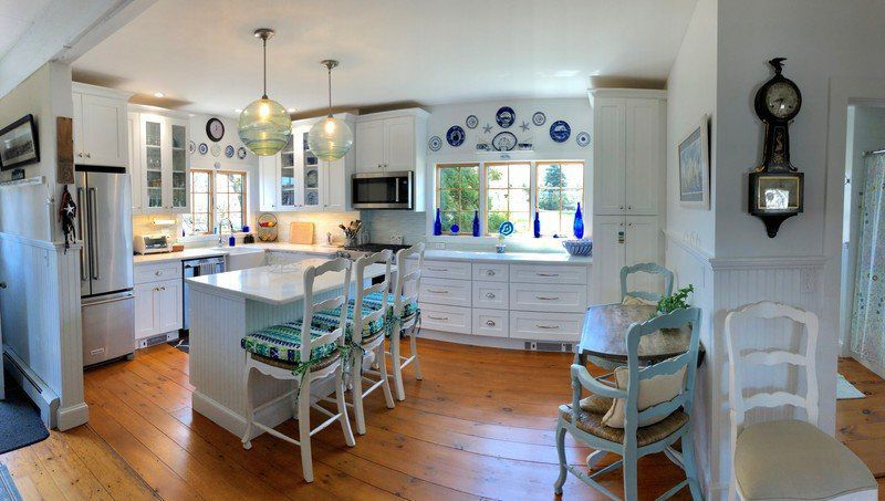 Long Beach coastal cottage just in time for summer