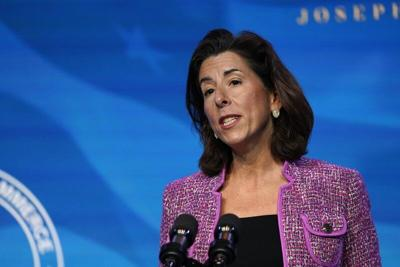 Biden's Commerce nominee says she has 'blueprint' for US