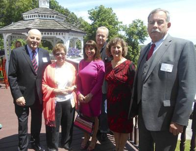 Chamber's business champions feted