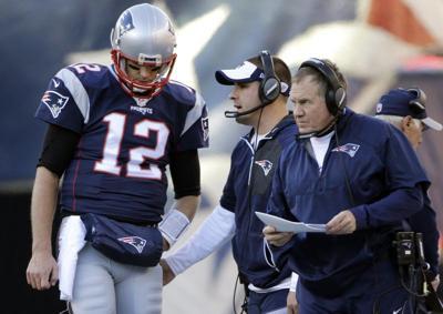 Patriots 'scrambling' performance deserves more kudos