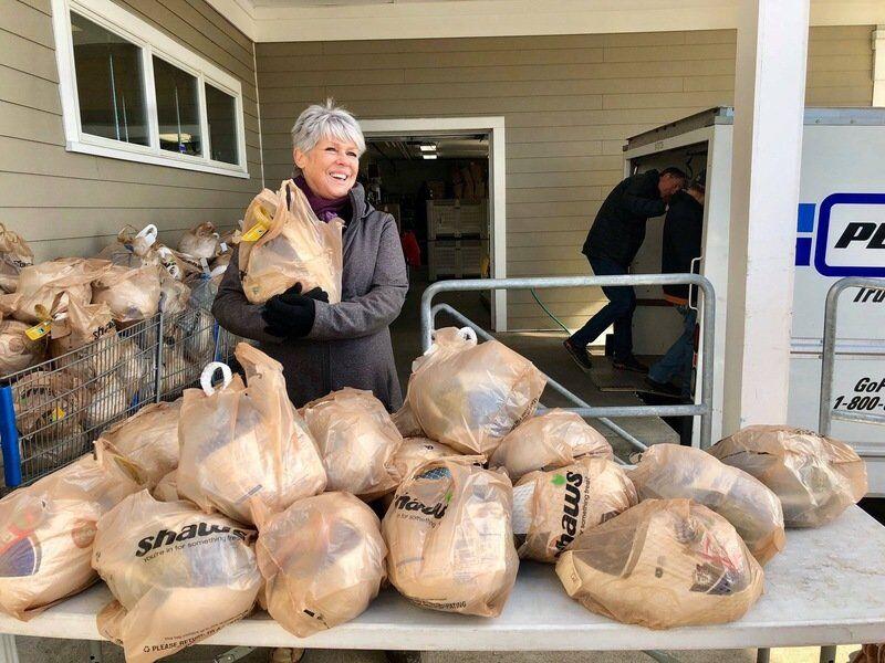 Pantry raising $75Kfor 2,500 holiday food baskets